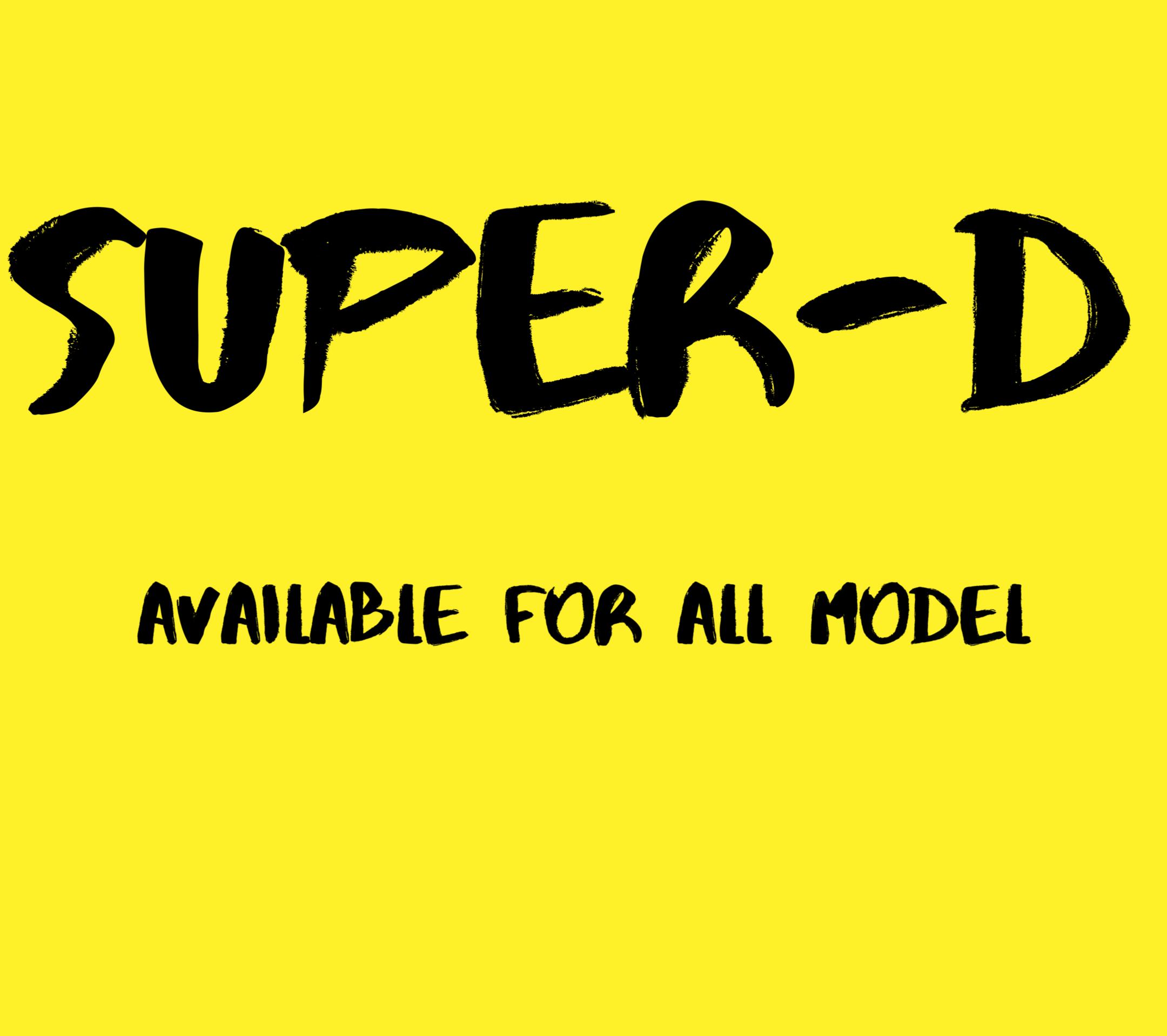 SUPER-D BETTER THEN 11D